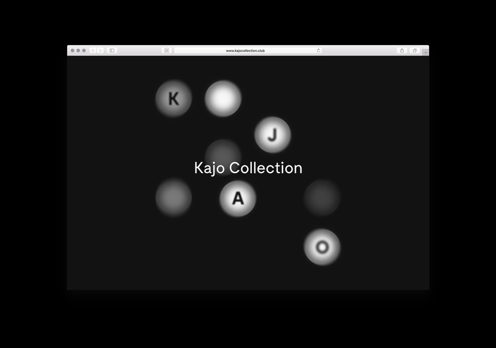 KajoCollection_Website_Entry