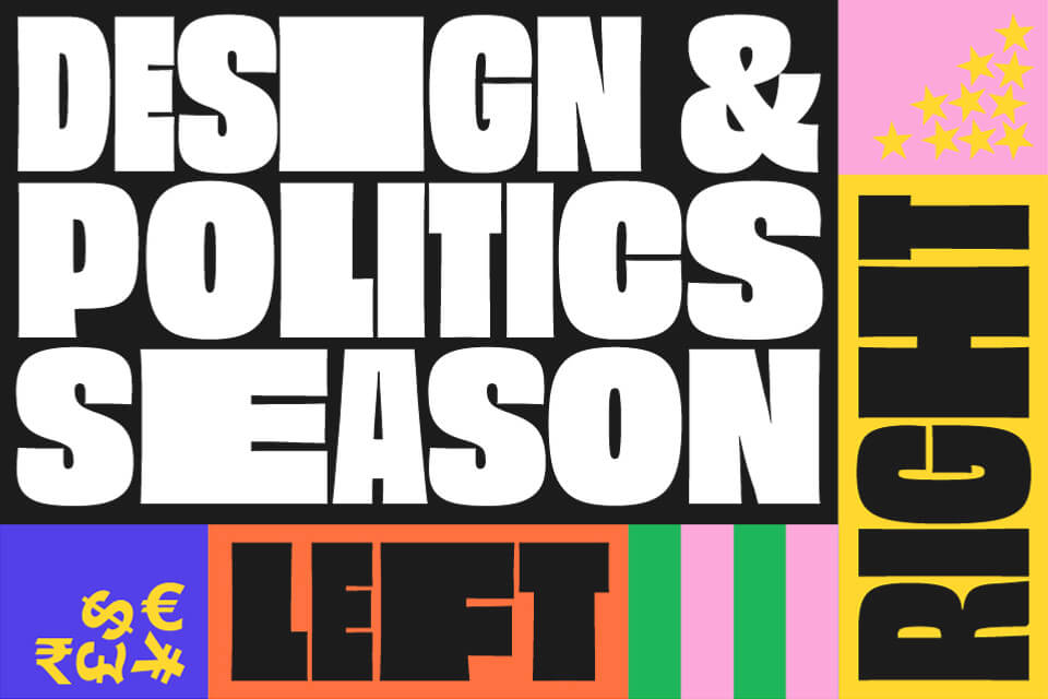 Arcade East: Design & Politics Season